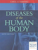Diseases Of The Human Body 6e - Lewis, Tamparo - ISBN: 9780803644519