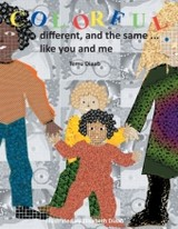 Colorful, different, and the same ... - Diaab, Temu - ISBN: 9783734768873