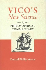 "Vico's ""new Science"" - Verene, Donald Phillip - ISBN: 9781501700163"