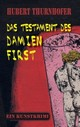 Testament Des Damien First - Thurnhofer, Hubert - ISBN: 9783739222400