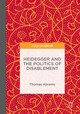 Heidegger And The Politics Of Disablement - Abrams, Thomas - ISBN: 9781137528551