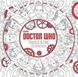 Doctor Who: Travels In Time Colouring Book - Bbc - ISBN: 9781405927260