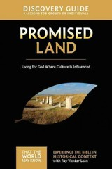 Promised Land Discovery Guide - Vander Laan, Ray - ISBN: 9780310878742