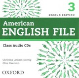 American English File: 3: Class Cd - Latham-koenig, Christina/ Oxenden, Clive - ISBN: 9780194775632