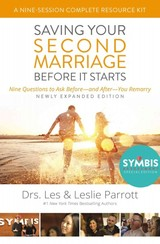 Saving Your Second Marriage Before It Starts Nine-session Complete Resource Kit - Parrott, Les and Leslie - ISBN: 9780310885474