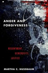 Anger And Forgiveness - Nussbaum, Martha C. - ISBN: 9780199335879