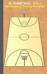 3d Basketball 2 In 1 Tacticboard And Training Book - Taane, Theo von - ISBN: 9783739233130