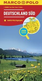 Marco Polo Duitsland Zuid - ISBN: 9783829738194
