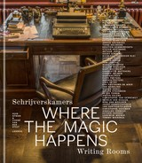 Where the magic happens - Huib  Afman - ISBN: 9789401434034
