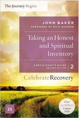Taking An Honest And Spiritual Inventory Participant's Guide 2 - Baker, John - ISBN: 9780310082354
