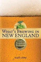 What's Brewing In New England - Cone, Kate - ISBN: 9781608933969