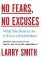 No Fears, No Excuses - Smith, Larry - ISBN: 9780544663336