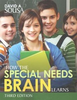 How The Special Needs Brain Learns - Sousa, David A. - ISBN: 9781506327020