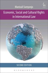Economic, Social And Cultural Rights In International Law - Ssenyonjo, Manisuli - ISBN: 9781849466073