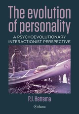 The evolution of personality - P.J.  Hettema - ISBN: 9789463010573
