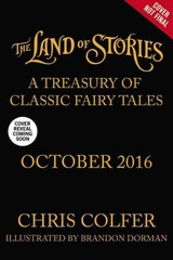 A Treasury Of Classic Fairy Tales - Colfer, Chris/ Dorman, Brandon (ILT) - ISBN: 9780316355919