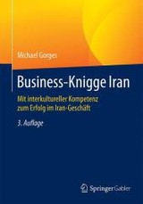 Business-knigge Iran - Gorges, Michael - ISBN: 9783658127169