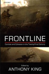 Frontline - King, Anthony (EDT) - ISBN: 9780198719663