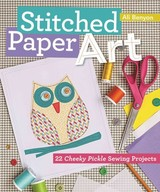 Stitched Paper Art For Kids - Benyon, Ali - ISBN: 9781607059271