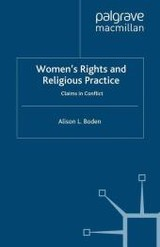 Women's Rights And Religious Practice - Boden, A. - ISBN: 9781349362264