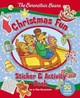 Berenstain Bears Christmas Fun Sticker And Activity Book - Berenstain, Jan/ Berenstain, Mike/ Berenstain Publishing, Inc. (ILT) - ISBN: 9780310753841