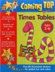 Coming Top: Times Tables - Ages 5-6 - Smoerville Louisa & Smith David - ISBN: 9781861476876