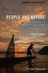 People And Nature - Moran, Emilio F. - ISBN: 9781118877470