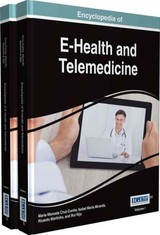 Encyclopedia Of E-health And Telemedicine - Cruz-cunha, Maria Manuela (EDT)/ Miranda, Isabel Maria (EDT)/ Martinho, Ricardo (EDT)/ Rijo, Rui (EDT) - ISBN: 9781466699786