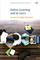 Online Learning and its Users - McAvinia, Claire - ISBN: 9780081006269