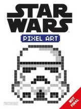 Star Wars Pixel Art Book - (NA) - ISBN: 9781405284776