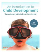 Introduction To Child Development - Keenan, Thomas; Evans, Subhadra; Crowley, Kevin - ISBN: 9781446274019