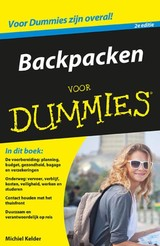 Backpacken voor Dummies - Michiel Kelder - ISBN: 9789045351681