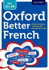 Oxford Better French - Oxford Dictionaries - ISBN: 9780192746344