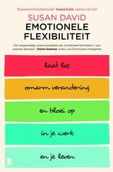 Emotionele flexibiliteit - Susan David - ISBN: 9789022577677