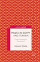 Media In Egypt And Tunisia: From Control To Transition? - Webb, E. - ISBN: 9781349488858