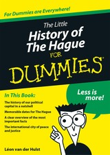 The little history of The Hague for Dummies - Léon van der Hulst - ISBN: 9789045352343