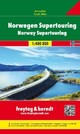 Norway Atlas And Europa - ISBN: 9783707916737