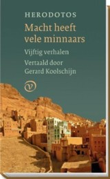 Macht heeft vele minnaars - Herodotos - ISBN: 9789028261594
