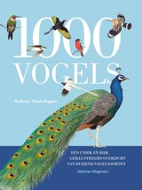 1000 vogels - Sarah Hoggett - ISBN: 9789048313464