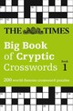 Times Big Book Of Cryptic Crosswords Book 1 - The Times Mind Games - ISBN: 9780008195731