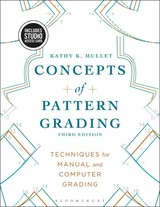 Concepts Of Pattern Grading - Mullet, Kathy K. (oregon State University, Usa) - ISBN: 9781501312823