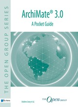 Archimate® 3.0 - A Pocket Guide - ISBN: 9789401806329