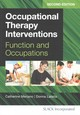 Occupational Therapy Interventions - Meriano, Catherine; Latella, Donna - ISBN: 9781617110559