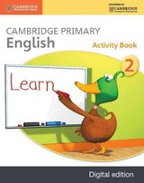 Cambridge Primary English, Cambridge Primary English Activity Book Stage 2 Digital edition - Ruttle, Kate; Budgell, Gill - ISBN: 9781107555105