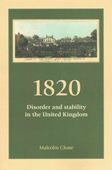 1820 - Chase, Dr. Malcolm - ISBN: 9780719097461