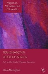 Transnational Religious Spaces - Sheringham, O. - ISBN: 9781349445028
