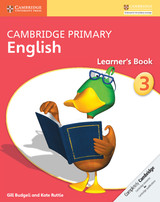 Cambridge Primary English Learner's Book Stage 3 - Ruttle, Kate; Budgell, Gill - ISBN: 9781107632820