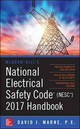Mcgraw-hill's National Electrical Safety Code 2017 Handbook - Marne, David J. - ISBN: 9781259584152