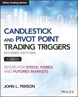 Candlestick And Pivot Point Trading Triggers + Website - Person, John L. - ISBN: 9781119295532