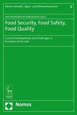 Food Security, Food Safety, Food Quality - ISBN: 9783848729395